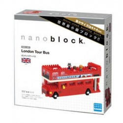 London Bus Nanoblock