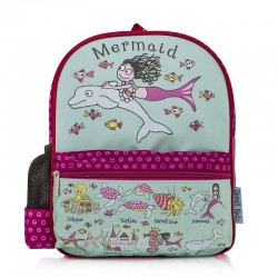 Mochila medium Sirenas