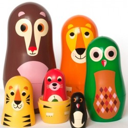 Animal Matryoshka I
