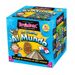 BrainBox Vuelta al Mundo