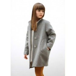Abrigo Regina (light grey)