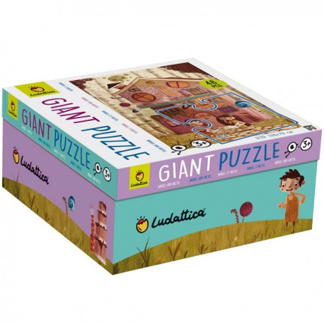Puzzle Wonderful Gigante Hansel y Gretel