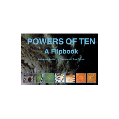 Powers of ten by Eames