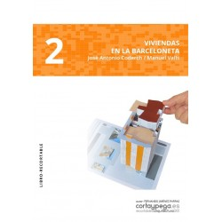 "Libro-Recortable ""Viviendas en la Barceloneta (Coderch/Valls)"""